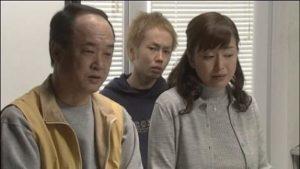 (左) 田山涼成(右)かたせ梨乃